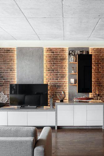 meuble salon sur mesure signé ADN Design