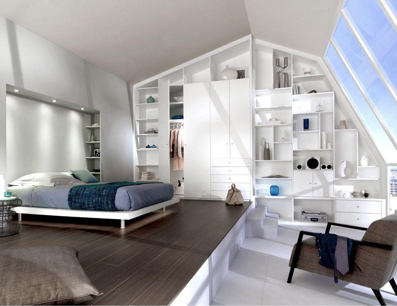 Mobilier de chambre haut de gamme signé ADN Design