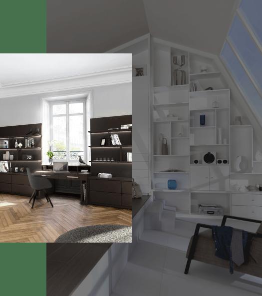 collage meuble sur mesure ADN Design 3