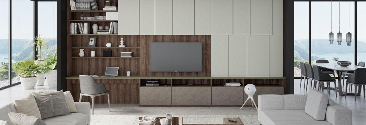 meuble salon européen sur mesure