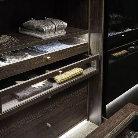 Troisième exemple de tiroir de Garde-Robe sur mesure créé par ADN Design